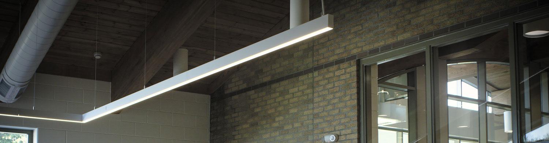 zeeland school lighting